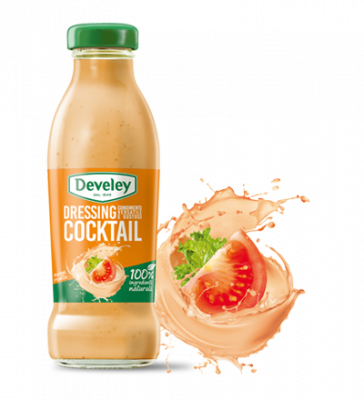 Salsa dressing cocktail Develey