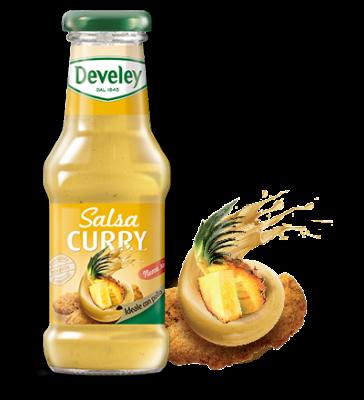 Salsa curry di Develey