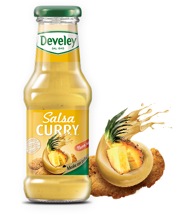 Salsa curry di Develey
