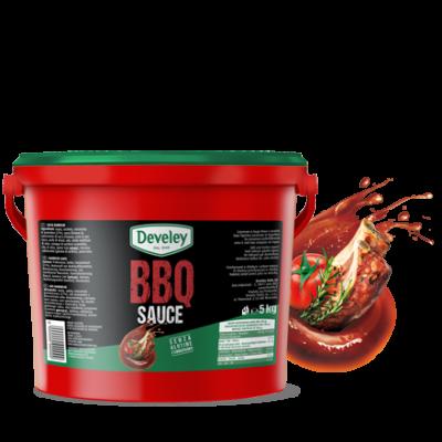 Bbq salsa barbecue secchiello 5KG
