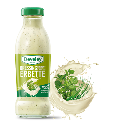 Salsa Dressing erbette Develey