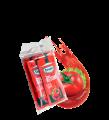 ketchup monodose six-pack Develey