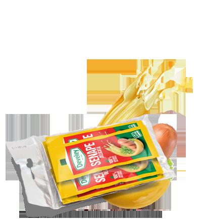 senape delicata in bustine