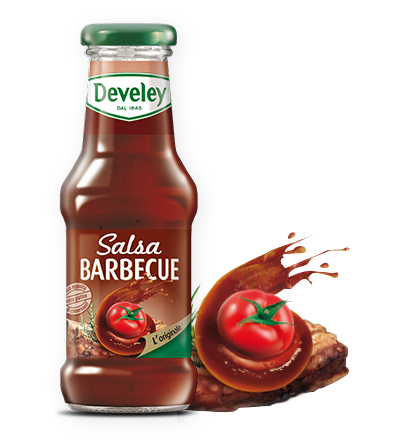 Salse barbecue bbq Develey