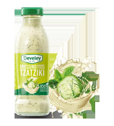 Salsa Dressing tzatziki