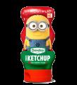 tomato ketchup develey Minions