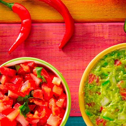 cucina messicana salse piccanti messicane