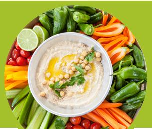 Abbinamenti e consigli per vegetariani, vegani e celiaci