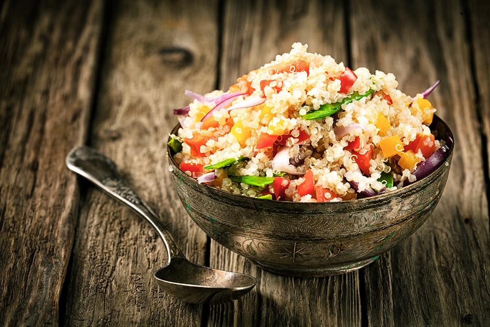 piatto senza glutine