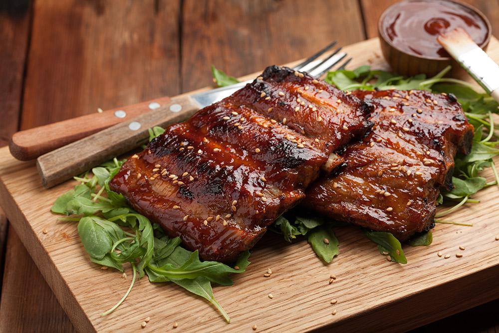 salsa barbecue per carne