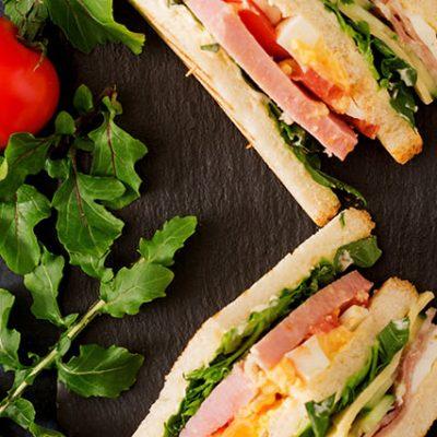 perchè si chiama club sandwich
