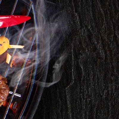 barbecue in stile americano