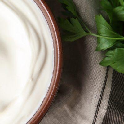 salsa allo yogurt varie