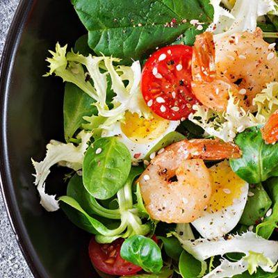 salse per insalata di mare