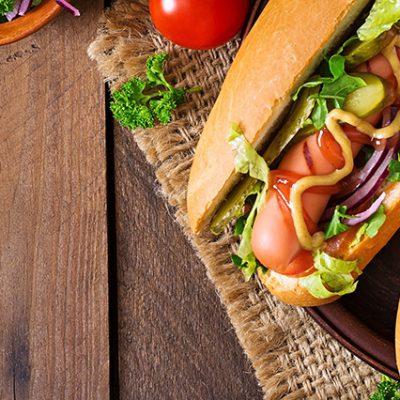 salse per hot dog