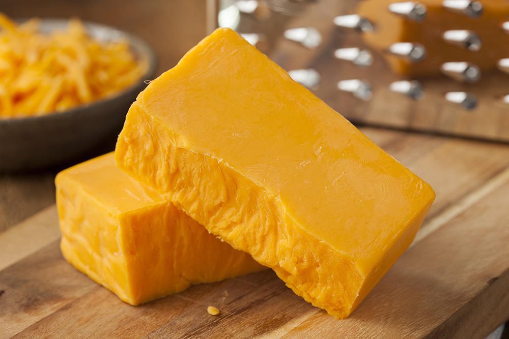 cheddar formaggio