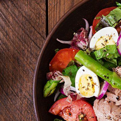 consigli per insalate light e pranzi leggeri