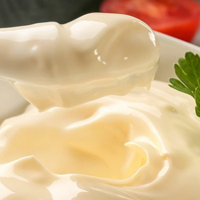 maionese vegetale senza uovo