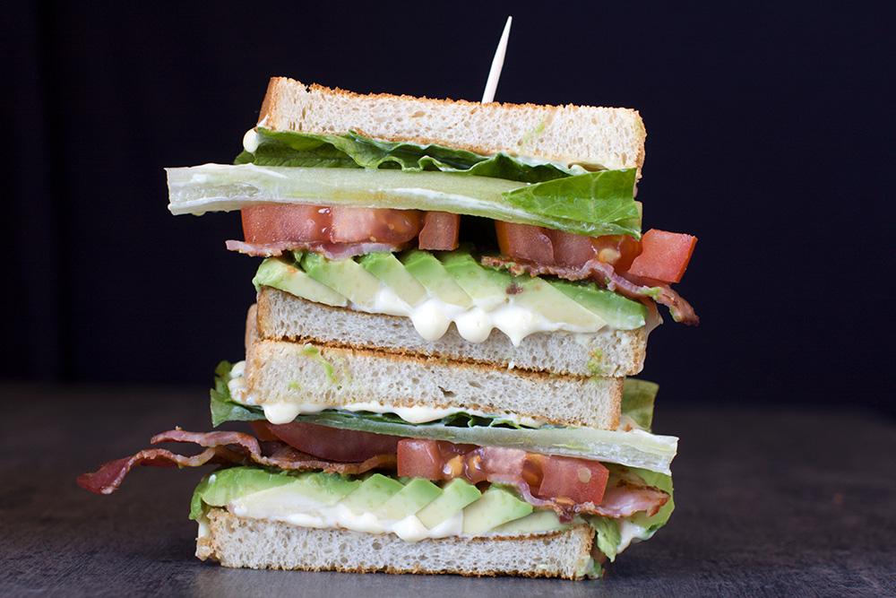 sandwich con maionese