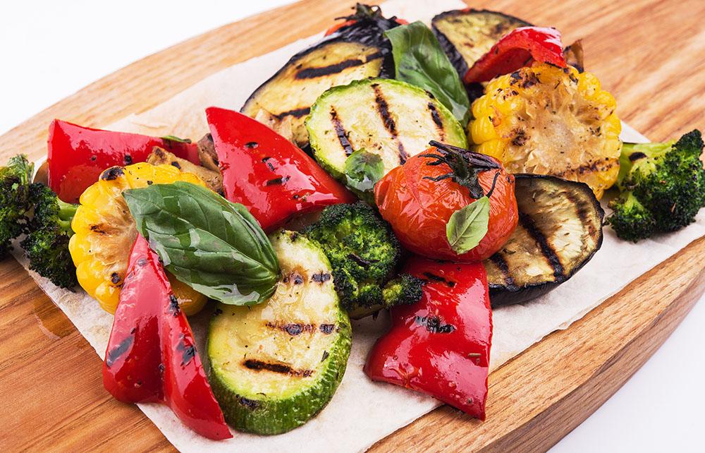 verdure grigliate contorno arrosticini