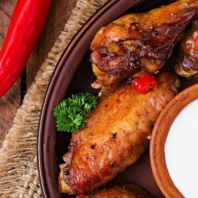 salse e ricette etniche