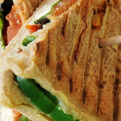 salse per toast vegetariani e vegani