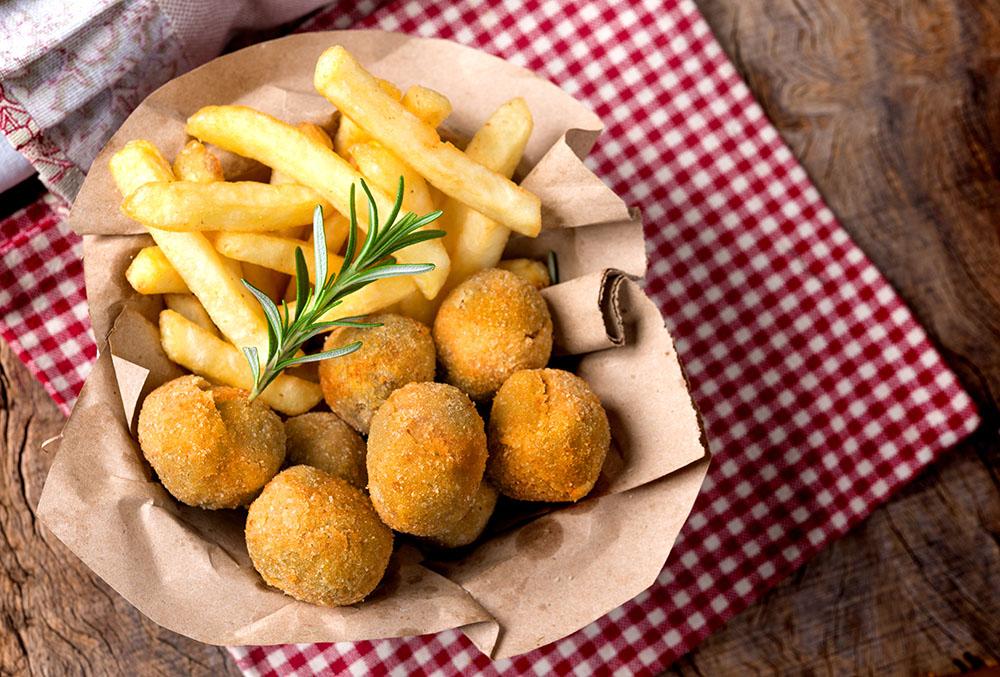 stuzzichini olive ascolane